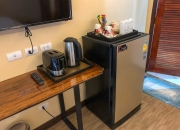 Toaster, Electric Kettle, Fridge