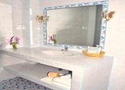 bath room aircon room